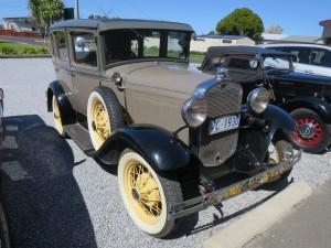 1930 Ford A Sedan