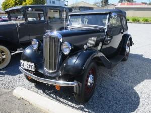 1938 Morris 8-40 Roadster