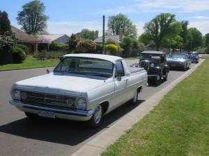 Club Vehicles