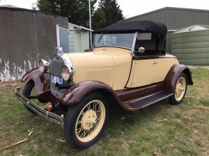 11 - 1928 A Ford