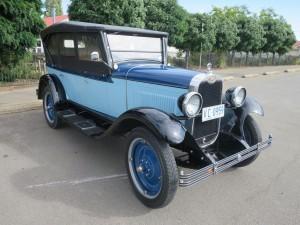 12 - 1928 Chevrolet