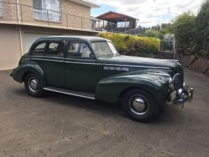 15 - 1940 Buick