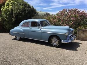 16 -1950 Oldsmobile