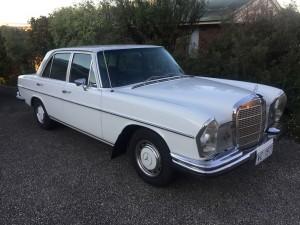 17 - 1968 280S Mercedes