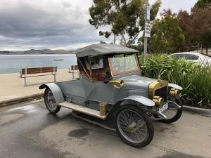 23 - 1913 GWK Cycle Car