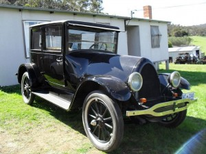 24 - 1923 Franklin