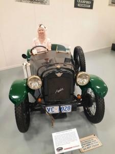 27 - 1928 Austin Boat Tail