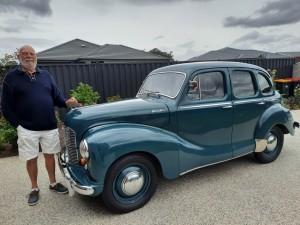 28 - 1950 Austin A 40