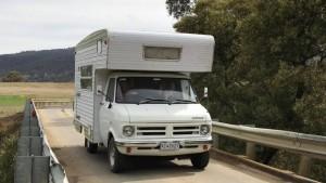 29 - 1977 Bedford CF Camper Van