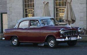 32 - 1956 FE Holden Special
