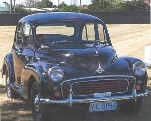 34 - 1959 Morris Minor 1000 4 Door Sedan