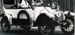 1962 Golden fleece Rally