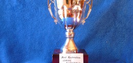 "Best Restoration Classic Acceptance ""Shannons Insurance Perpetual Trophy Best Restoraton Classic Acceptance"""