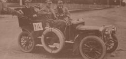 1908 TAC reliability trial